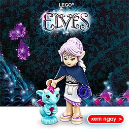 Mua đồ chơi LEGO Elves giá rẻ nhất tại pPlay.vn