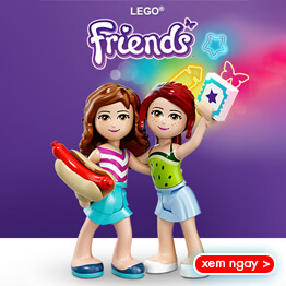 Lego friends con gái