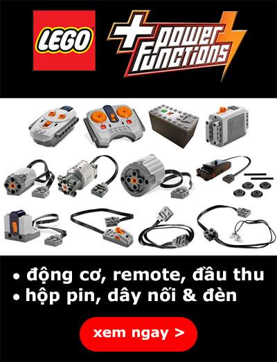 Lego Power Functions Động cơ LEGO