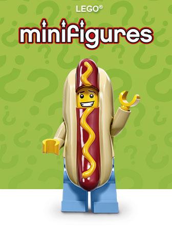 LEGO Minifigure - Nhân Vật