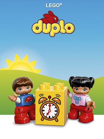 LEGO Duplo (cho bé gái trên 1 tuổi)