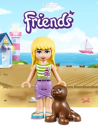LEGO Friends - Những người bạn