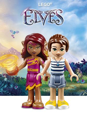LEGO Elves - Xứ Sở Thần Tiên