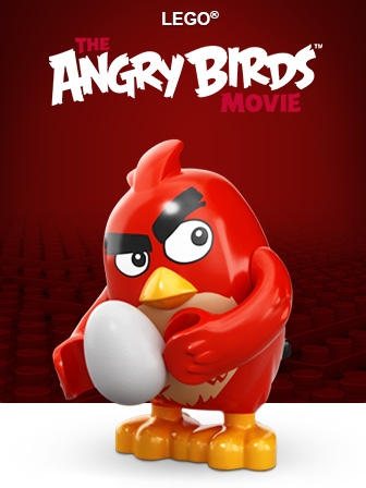 LEGO Angry Birds 2016