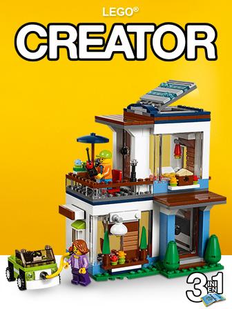LEGO Creator - Mô hình Sáng tạo