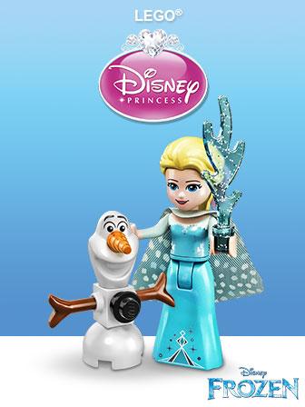LEGO Disney Princess - Công chúa Disney