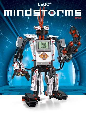 LEGO Mindstorms EV3 - Lắp Ráp và lập trình Robot