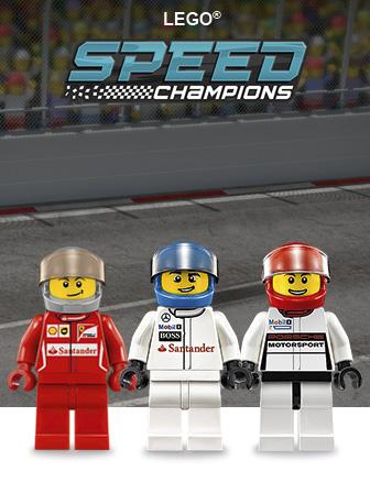 LEGO Speed Champions - Mô Hình Siêu Xe