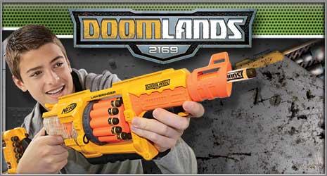 Súng NERF Doomlands