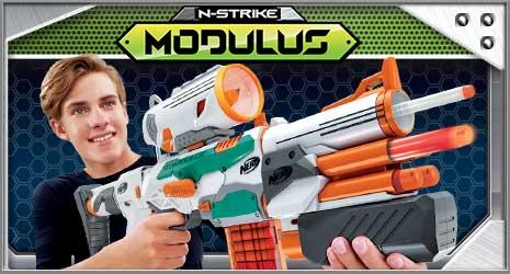 Súng NERF N-Strike Modulus