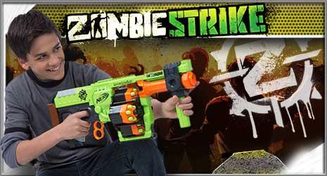 Súng NERF Zombie Strike