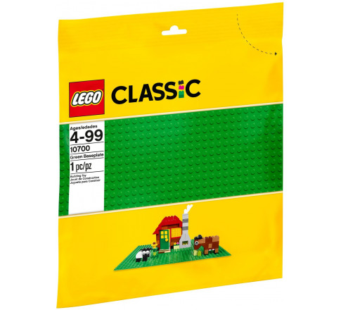 LEGO Classic 10700 - Tấm nền Xanh 32 x 32 LEGO Classic (LEGO Classic Green Baseplate 10700)