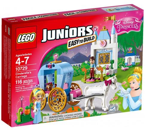 LEGO Juniors 10729 - Cỗ Xe Ngựa của Cinderella (LEGO Juniors Cinderella's Carriage 10729)