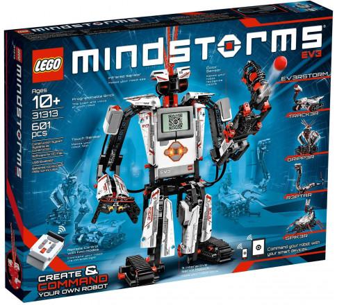 LEGO Mindstorms 31313 - Bộ mô hình Lắp ráp và lập trình Robot Mindstorms EV3 (LEGO Mindstorms EV3 31313)