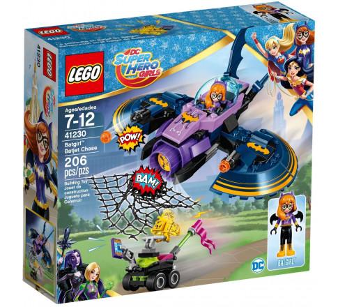 LEGO DC Super Hero Girls 41230 - Máy Bay Betjet của Batgirl (LEGO DC Super Hero Girls Batgirl Batjet Chase 41230)