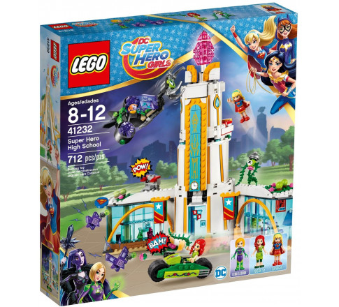 LEGO DC Super Hero Girls 41232 - Học Viện Siêu Nhân (LEGO DC Super Hero Girls Super Hero High School 41232)