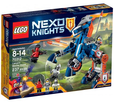 LEGO Nexo Knights 70312 - Ngựa Máy khổng lồ của Lance (LEGO Nexo Knights Lance's Mecha Horse 70312)