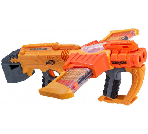 Súng NERF DOOMLANDS DOUBLE DEALER BLASTER
