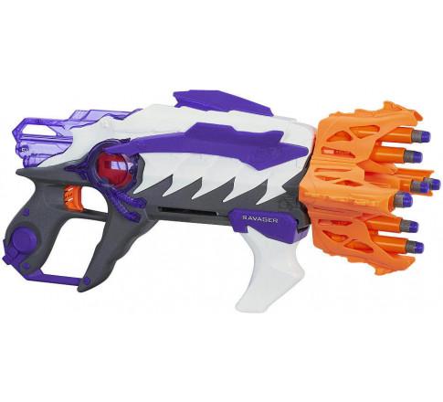 Súng NERF Alien Menace Ravager Blaster