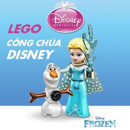 LEGO Công Chúa Disney Princesses