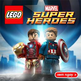 Mua đồ chơi LEGO Super Heroes 2017