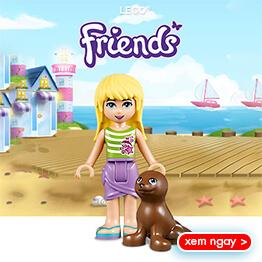 Mua đồ chơi LEGO Friends giá rẻ mới nhất năm 2016!