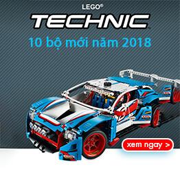 Mua đồ chơi LEGO Technic mới nhất năm 2017