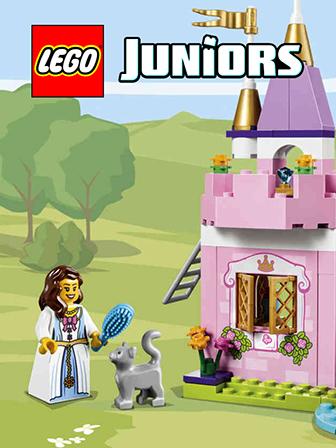 LEGO Juniors - Xếp hình cơ bản