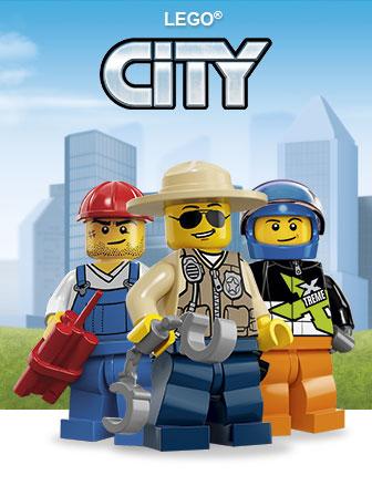 LEGO City - Xây Dựng Thành Phố
