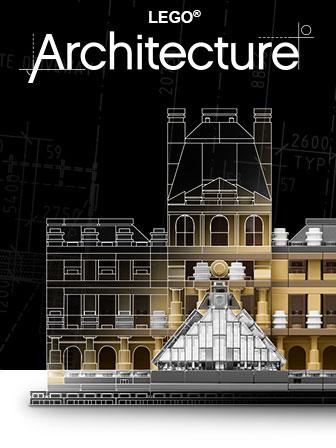 LEGO Architecture - Công Trình Kiến Trúc