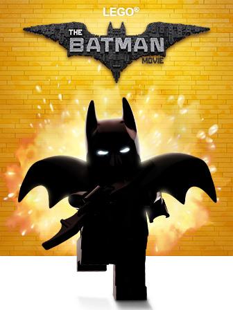 LEGO Batman Movie (mới 2017)