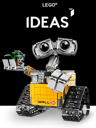 LEGO Ideas - Ý Tưởng Sáng Tạo