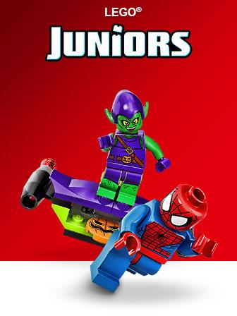 LEGO Juniors (cho bé trên 4 tuổi)