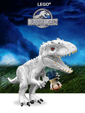 LEGO Jurassic World - Thế Giới LEGO Khủng Long
