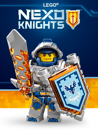 LEGO Nexo Knights - Những Hiệp Sĩ Nexo Knight