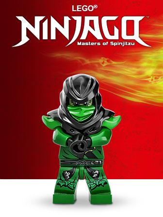 LEGO Ninjago - Vùng đất Ninja