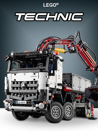 LEGO Technic - Mô hình phương tiện