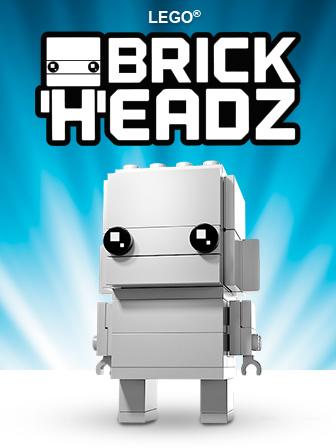 LEGO BrickHeadz - Mô Hình Nhân Vật Ngộ Nghĩnh