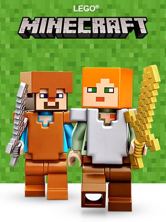 LEGO Minecraft - Trò Chơi Minecraft