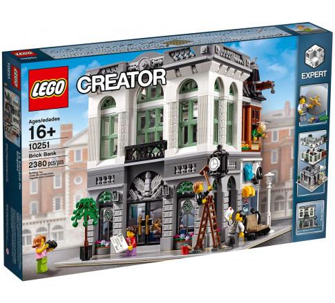LEGO Creator Expert 10251 - Mô hình cao cấp Ngân Hàng (LEGO Creator Brick Bank 10251)